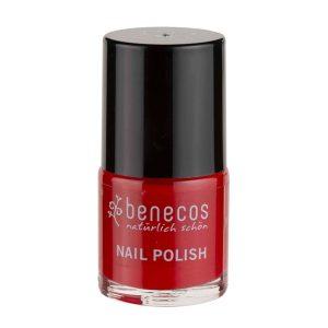 verniz vintage red Benecos