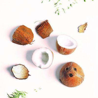 aplicações do óleo de coco na sua rotina de beleza