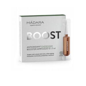 Antioxidante energiser booster ampoules