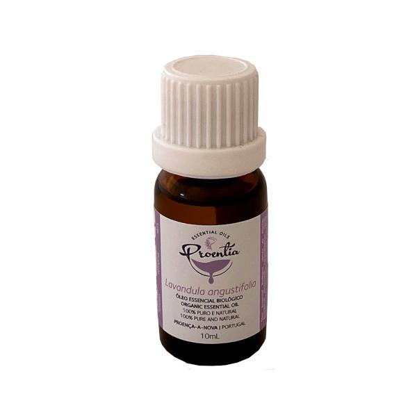 óleo essencial de alfazema ou lavanda