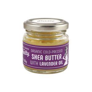 manteiga de karité e lavanda 60g