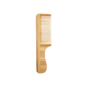 pente de bambu com cabo